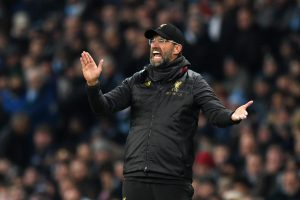 'Liverpool will improve', says manager Jurgen Klopp