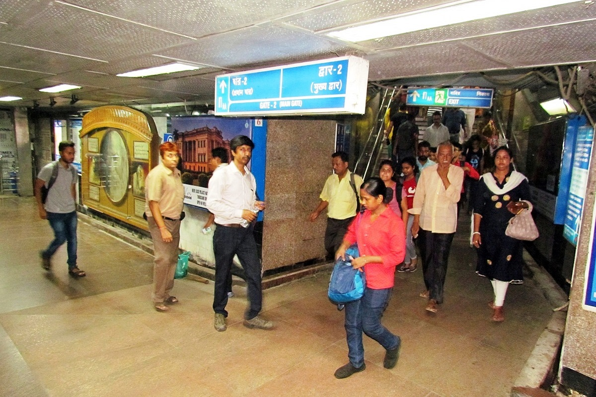 Hard time for Metro commuters