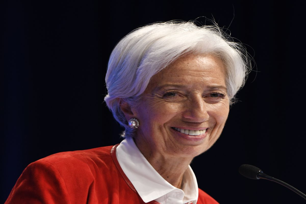 Christine Lagarde to resign as IMF chief in September