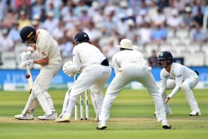 Jack Leach becomes first No 11 batsman to score half-century as opener