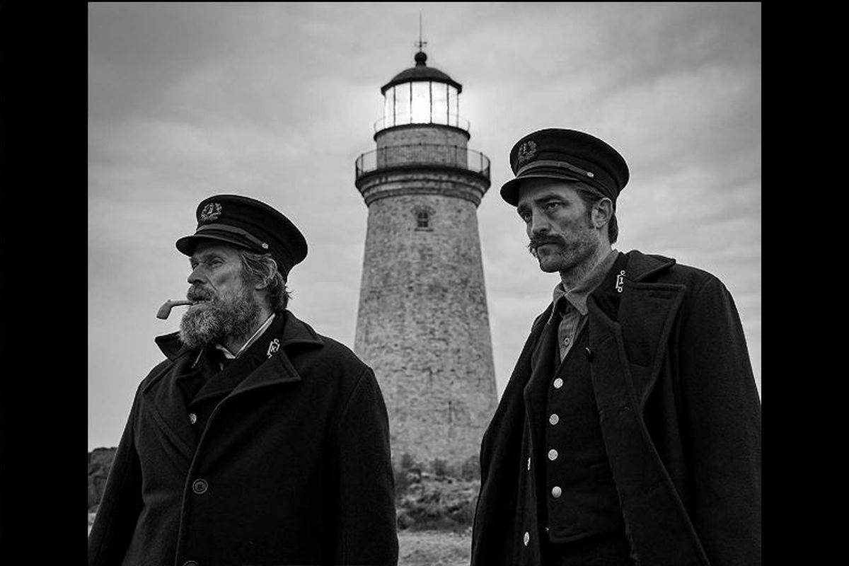 THE LIGHTHOUSE Official Trailer (2019) Robert Pattinson Movie HD