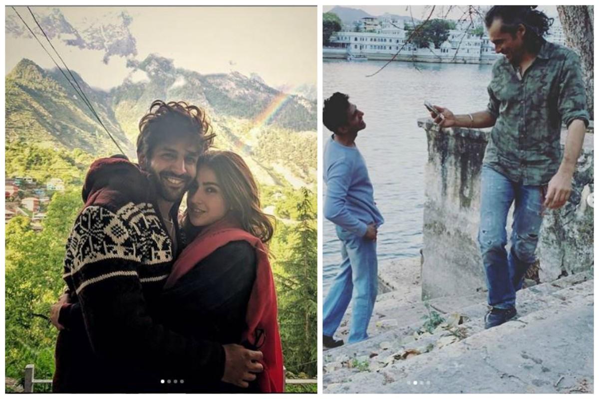 Imtiaz Ali, Sara Ali Khan, Kartik Aaryan, Love Aaj Kal, Randeep Hooda, shoot wrap, Reliance Entertainment