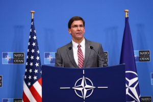 Donald Trump formally nominates Mark Esper as new Defense Secretary
