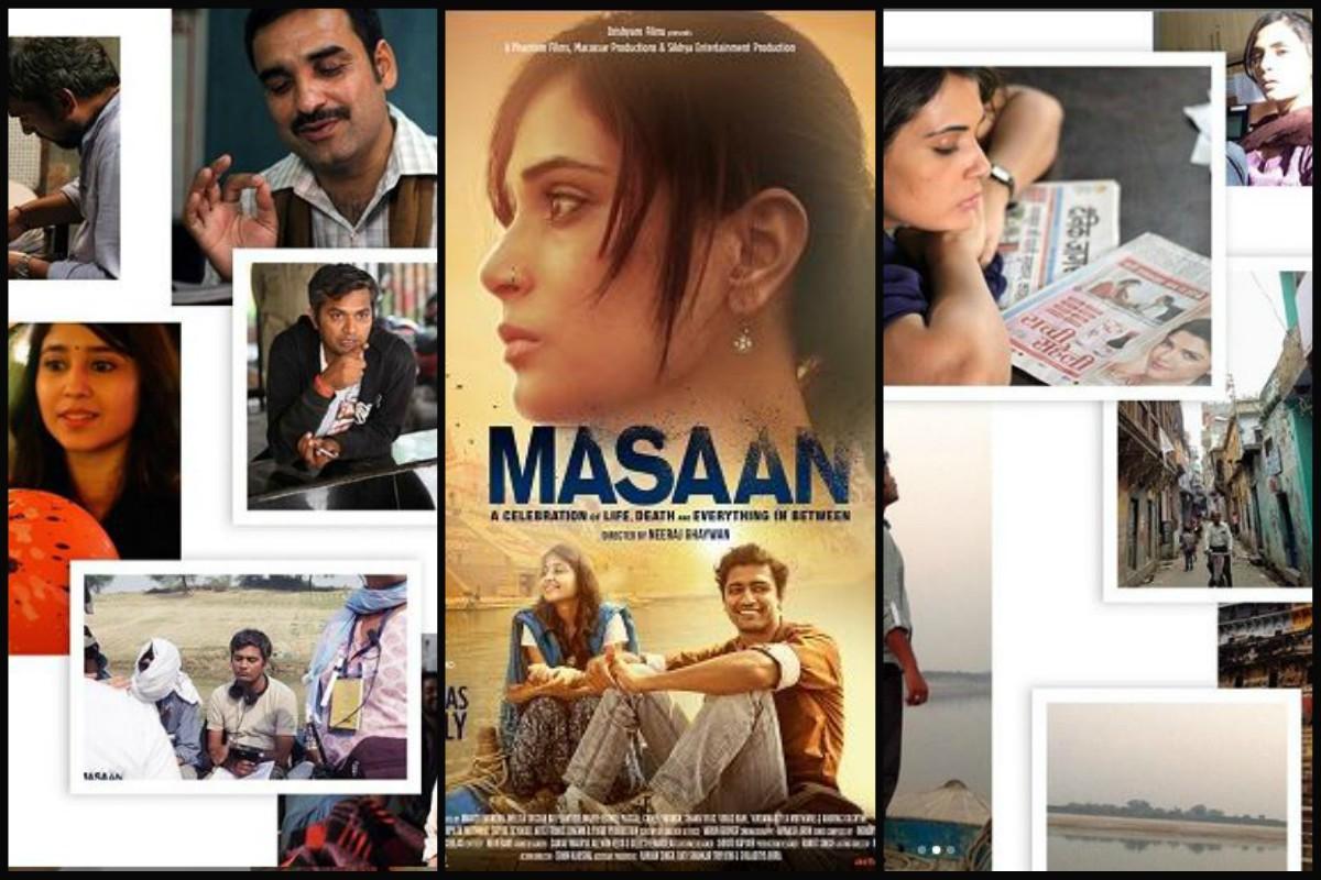Vicky Kaushal, Richa Chadha, Masaan, Neeraj Ghaywan, Shweta Tripathi, Pankaj Tripathi, Sanjay Mishra, Cannes Film Festival, 4 years