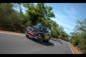 MG Hector: colour options