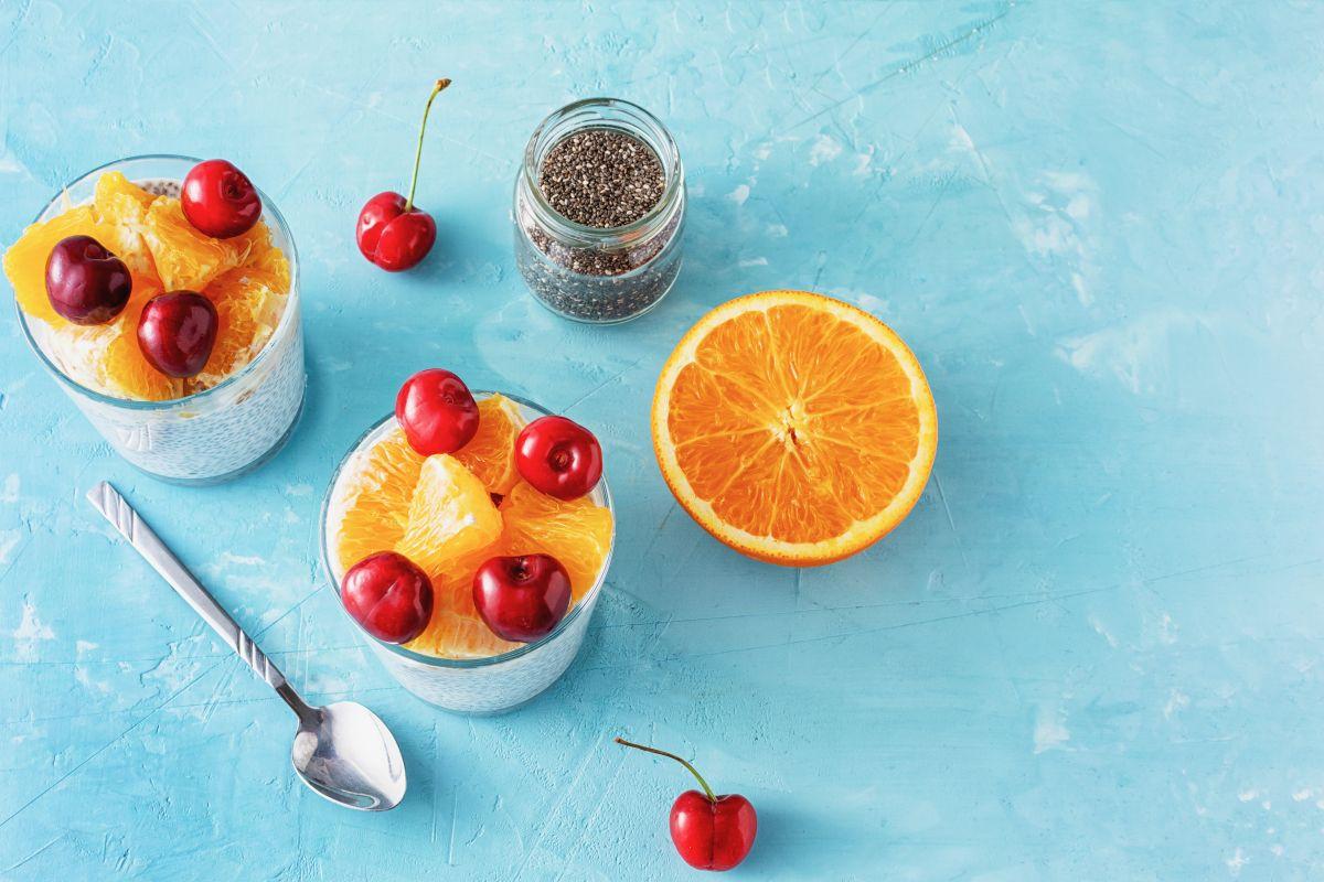 Milkshakes, Summer, Fruits, Mango, Kiwi, Strawberry, Papaya, Chikoo, Vitamin C, Vitamin K, Vitamin E, Folate, Potassium, Antioxidants, Polyphenols, Ascorbic acid, Flavonoids