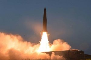 North Korea fires two ballistic missiles: S Korea