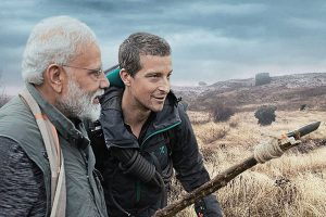 #PMModiOnDiscovery takes Twitter by storm, enters top three trends