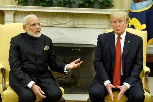 'No such request by PM Modi': India rejects Trump's claim on Kashmir mediation