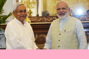 Nitish Kumar leads all-party delegation to meet PM on caste census