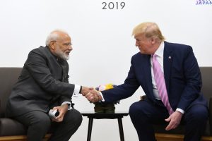 India-US officials sit down to resolve trade differences