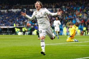 'The team has shown how hungry it is': Real Madrid midfielder Luka Modric after winning La Liga