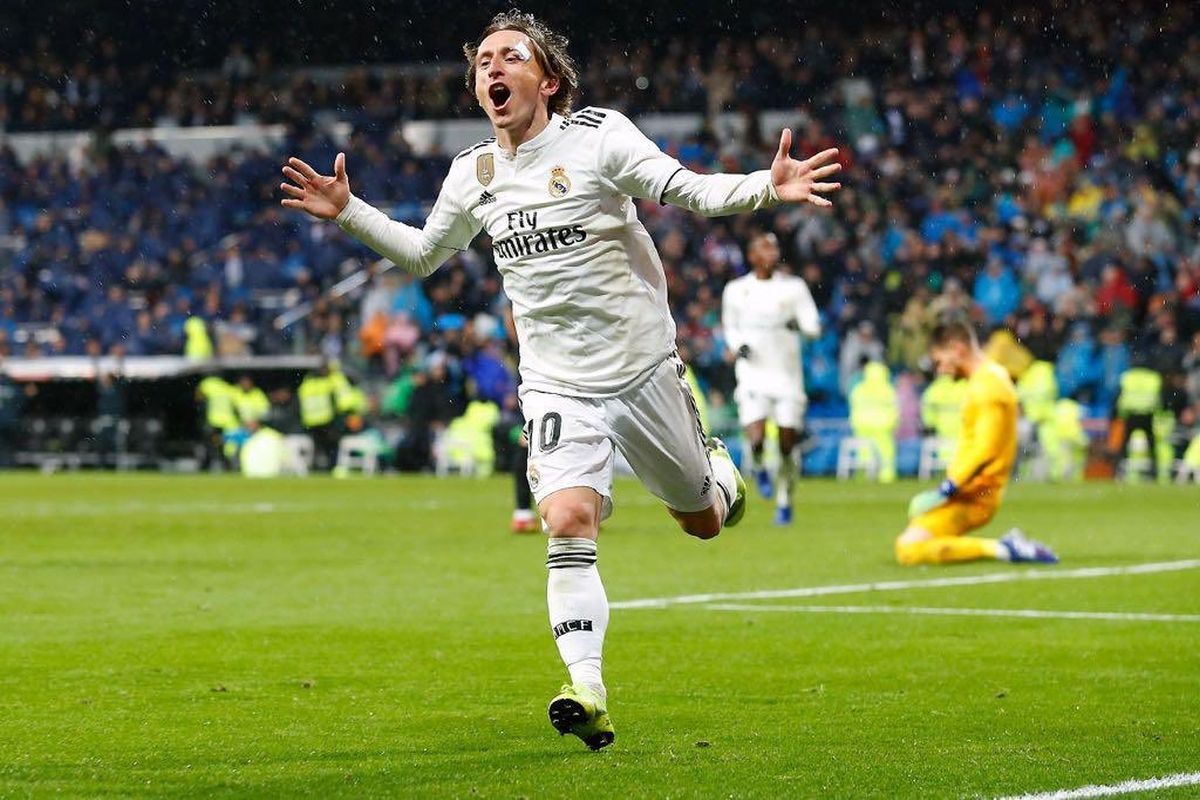 Manchester United keen on signing 2018 Ballon d'Or winner Luka Modric