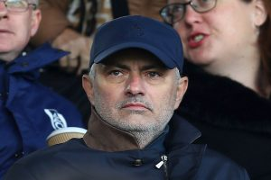 I am so happy with who I am: Jose Mourinho