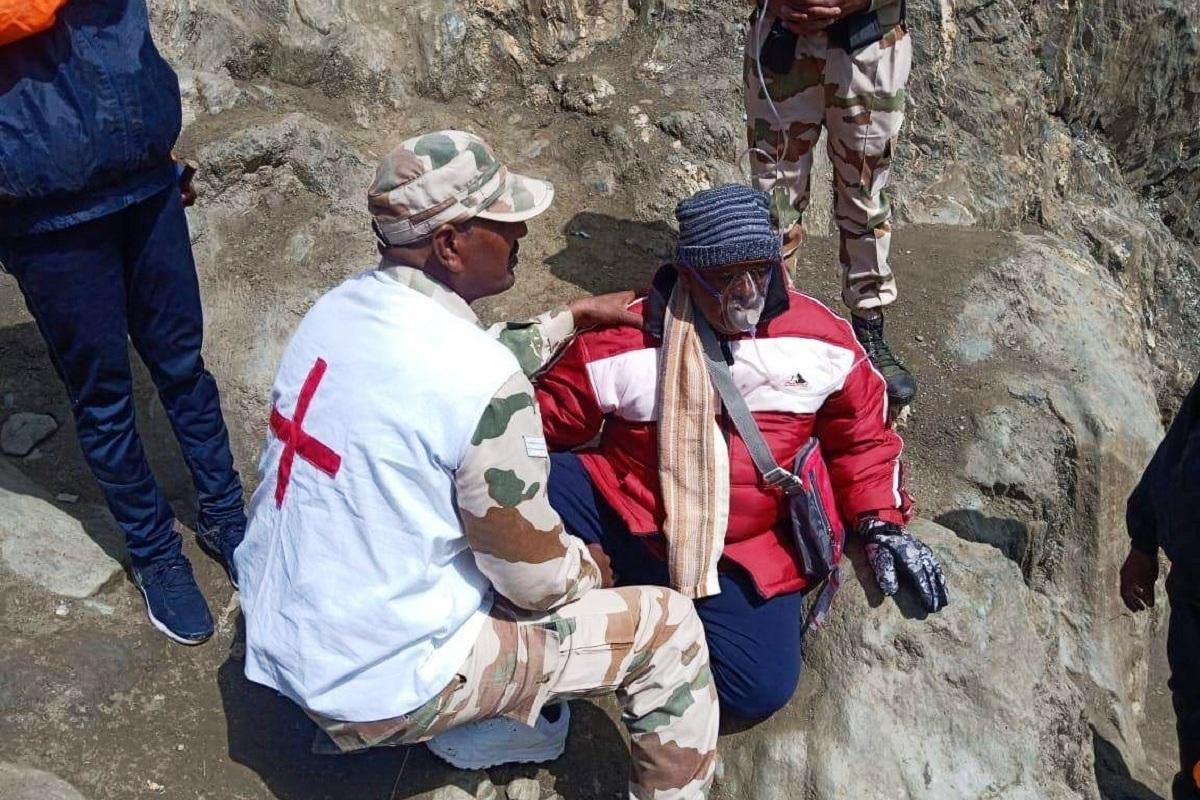 Mountain Rescue Teams, Amarnath Yatra, Jammu, Satya Pal Malik, Amarnath, Jammu and Kashmir, Kashmir