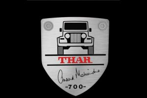 2020 Mahindra Thar hardtop spied; gets front facing rear seats