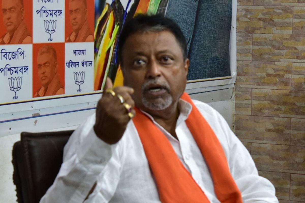 Mukul Roy, BJP, Kolkata, TMC, Bengal, West Bengal