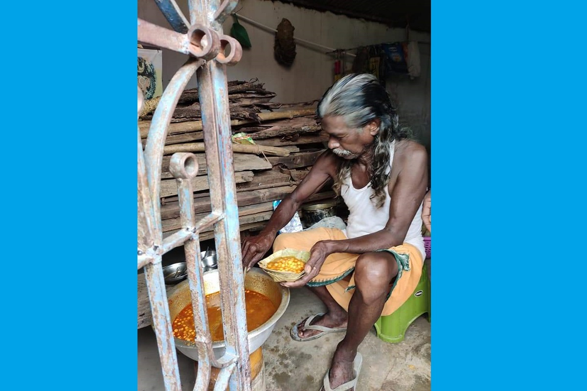 Padmashree Haldhar Nag, Sambalpur, Padmashree, Haldhar Nag, Odisha, Bhubaneswar