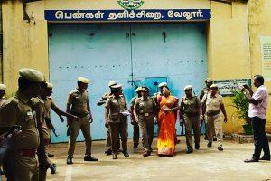 Rajiv Gandhi killer Nalini Sriharan released on month-long parole for daughter's wedding