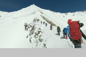Nanda Devi: Last video of killed mountaineers adds to mystery of team leader's body