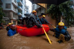 Nepal floods: Heavy rainfall claims 90 lives, many reported missing