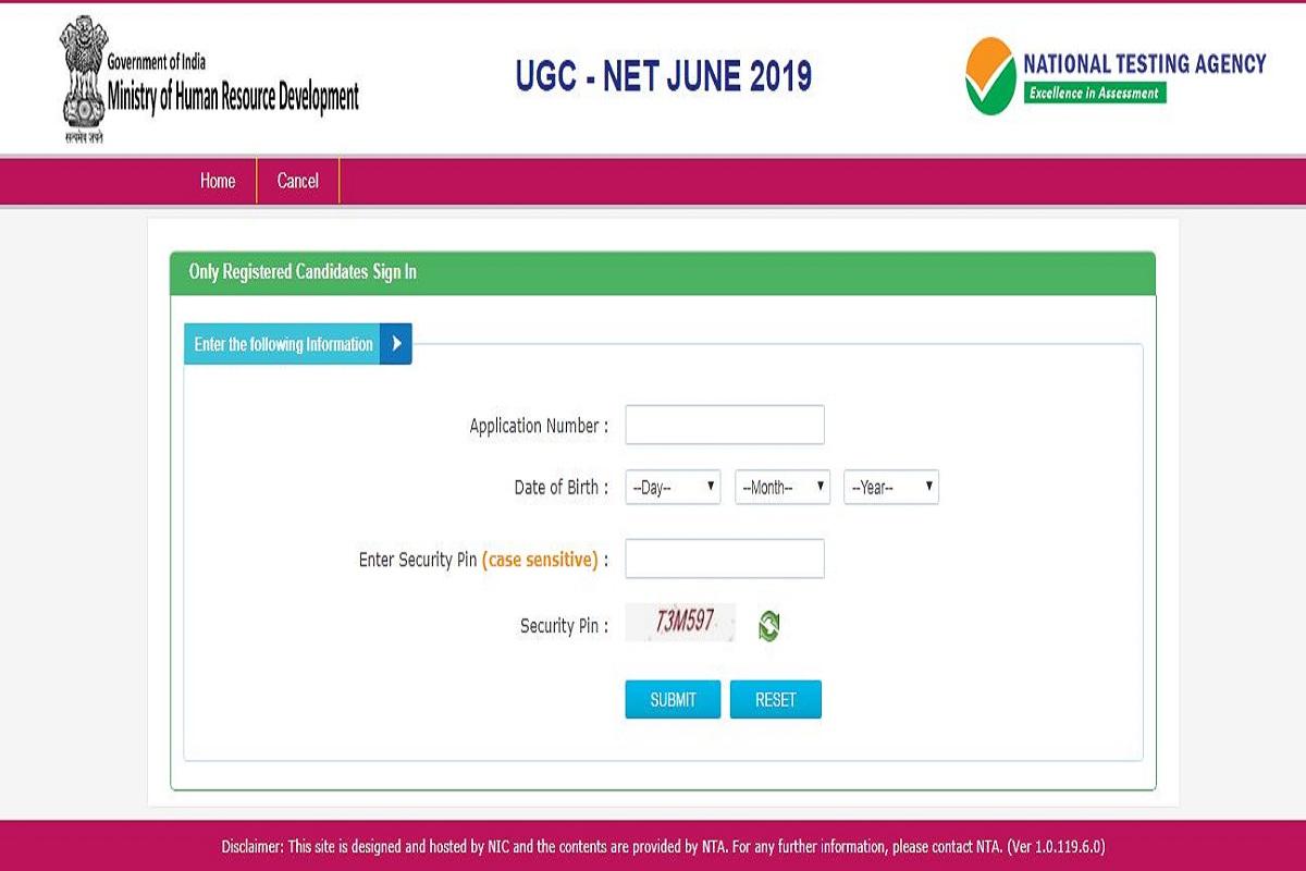 NTA UGC NET answer keys 2019, ntanet.nic.in, National Testing Agency, UGC NET 2019 answer keys, UGC NET answer keys