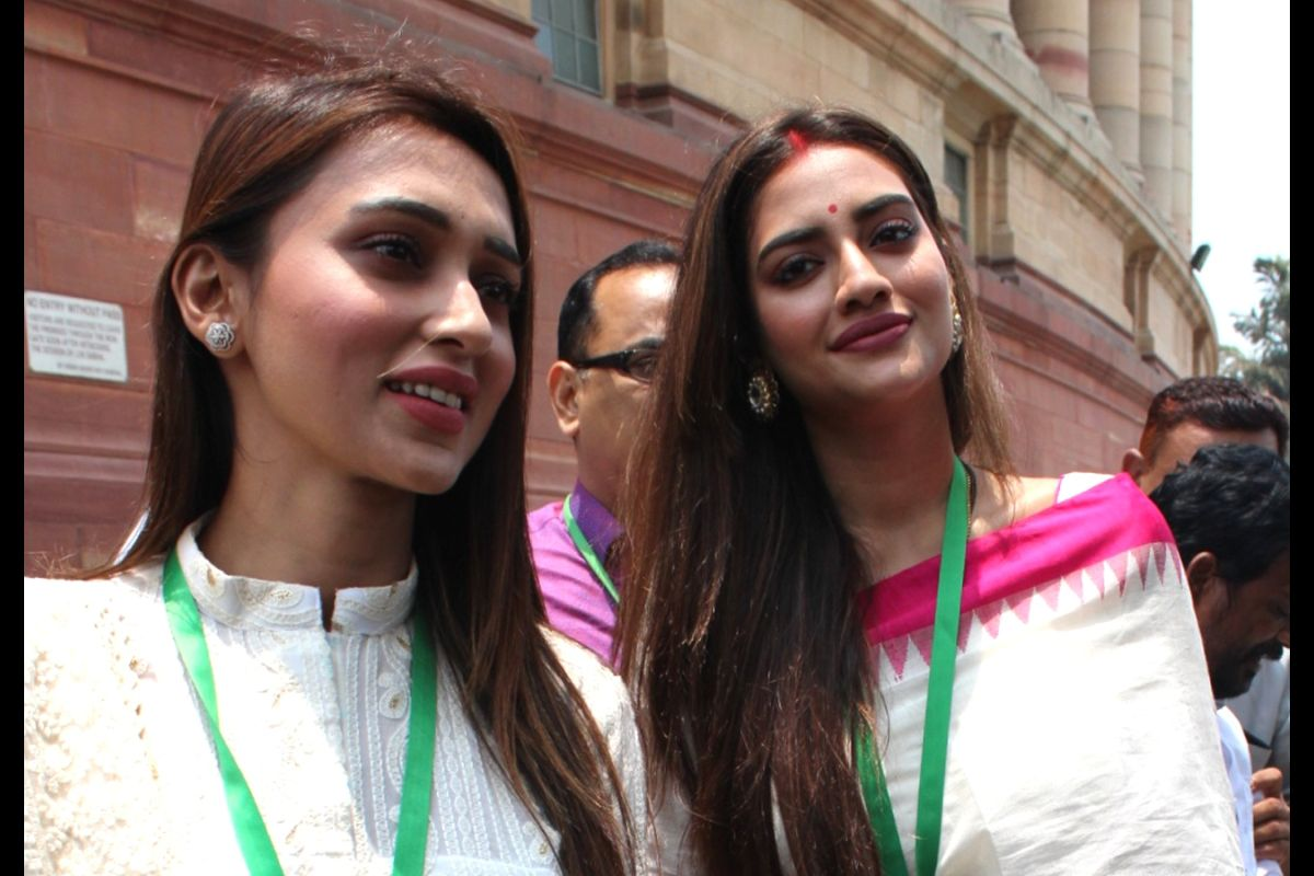 Mimi Chakraborty supports friend Nusrat Jahan's lifestyle choices