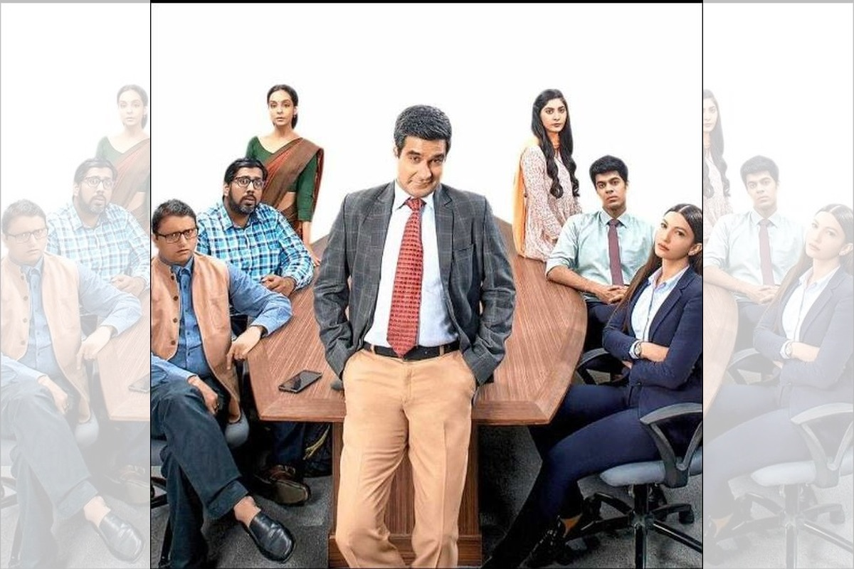 The Office, criticism, Rohan Sippy, remake, Bluffmaster, US version, Debbie Rao, British version, Wilkins Chawla