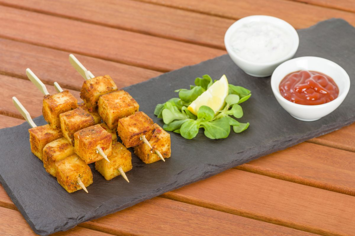 Paneer Tikka, monsoon snacks