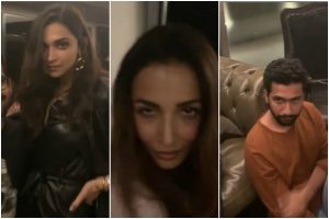 Malaika Arora,Vicky Kaushal, Deepika Padukone in 'drugged state' at KJo party, alleges MLA