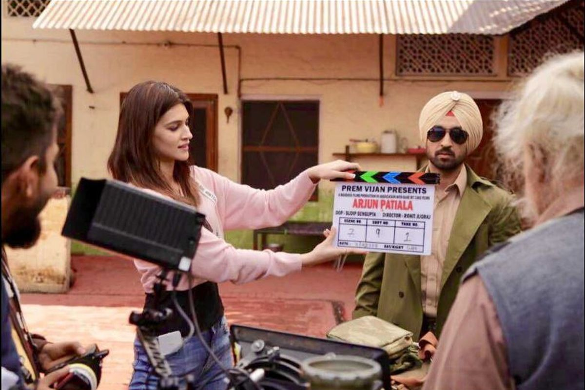 Arjun Patiala Review: A mockery of mimicry that went overboard