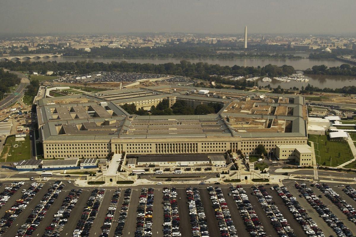 Pentagon, China, US, Taiwan