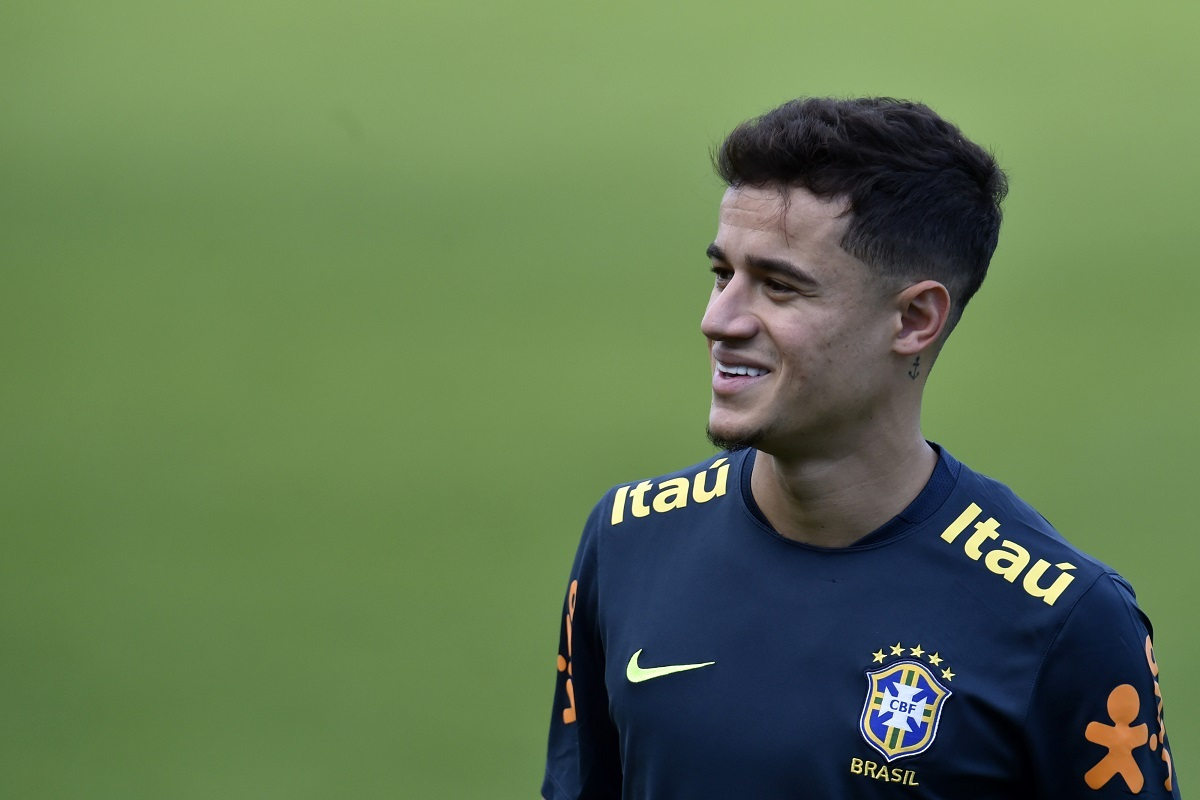 Philippe Coutinho, Liverpool, Spain, Champions League