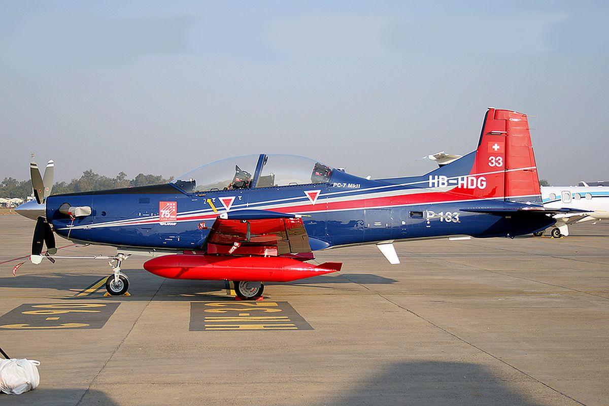 IAF, Pilatus planes