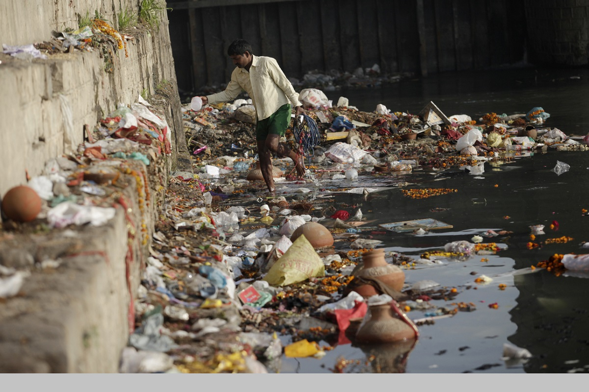 Over Rs 5,800 crore sanctioned for cleaning 34 polluted rivers: Environment Ministry