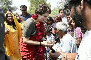 Priyanka Gandhi 'right choice' for Congress President: Amarinder Singh