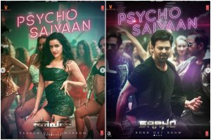 "Saaho first song ""Psycho Saiyaan"" teaser out"
