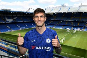 'It's been crazy': Christian Pulisic looks back at first season as Chelsea player
