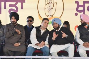 Need 'dynamic young leader' to replace Rahul Gandhi, Amarinder Singh urges Congress