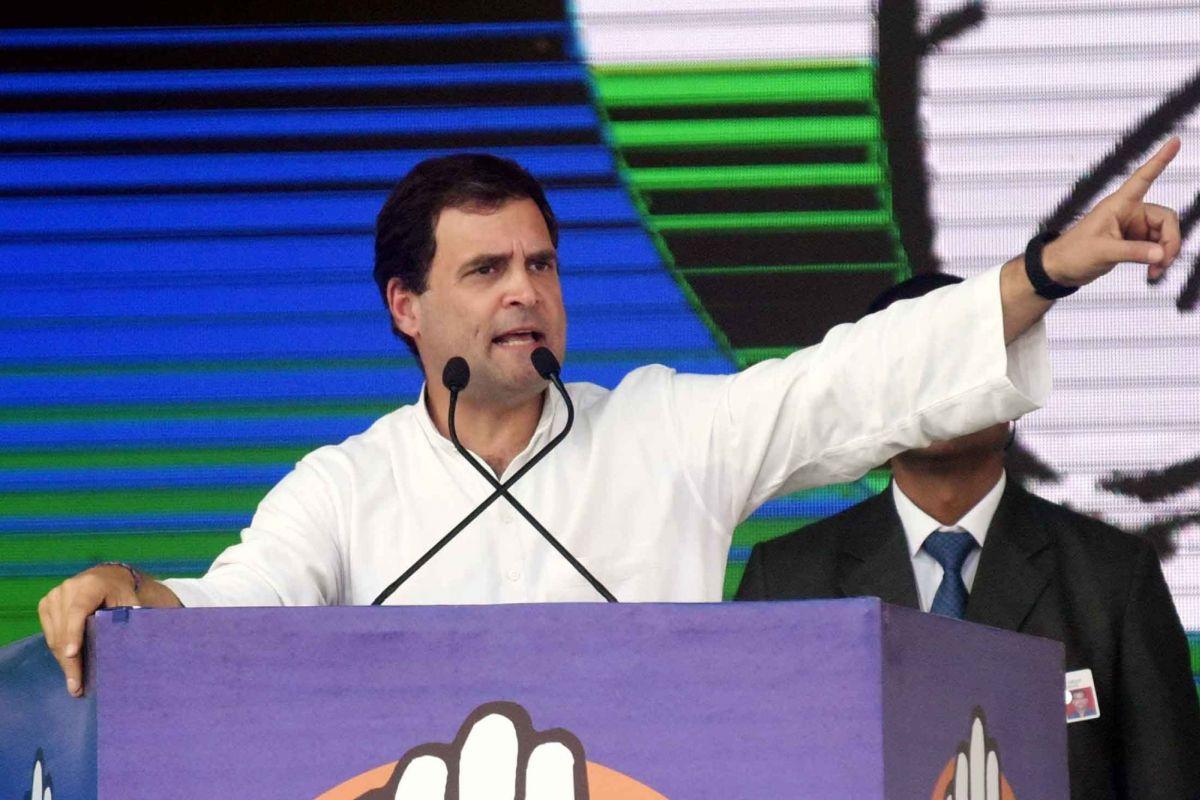 Congress, Rahul Gandhi.