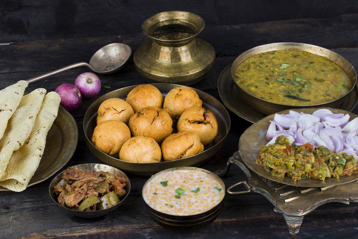 A taste of Marwad