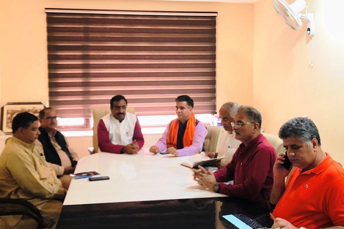 Ram Madhav, BJP, Karnataka, Jammu, Hurriyat Conference, Jammu and Kashmir, Hurriyat, Kashmir
