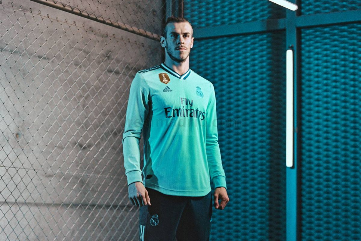 competitive price 11db5 b6b14 Real Madrid release third kit for 2019-20 season