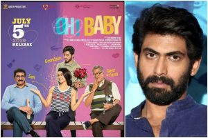 Rana Daggubati wants to remake Telugu comedy Oh! Baby in Hindi