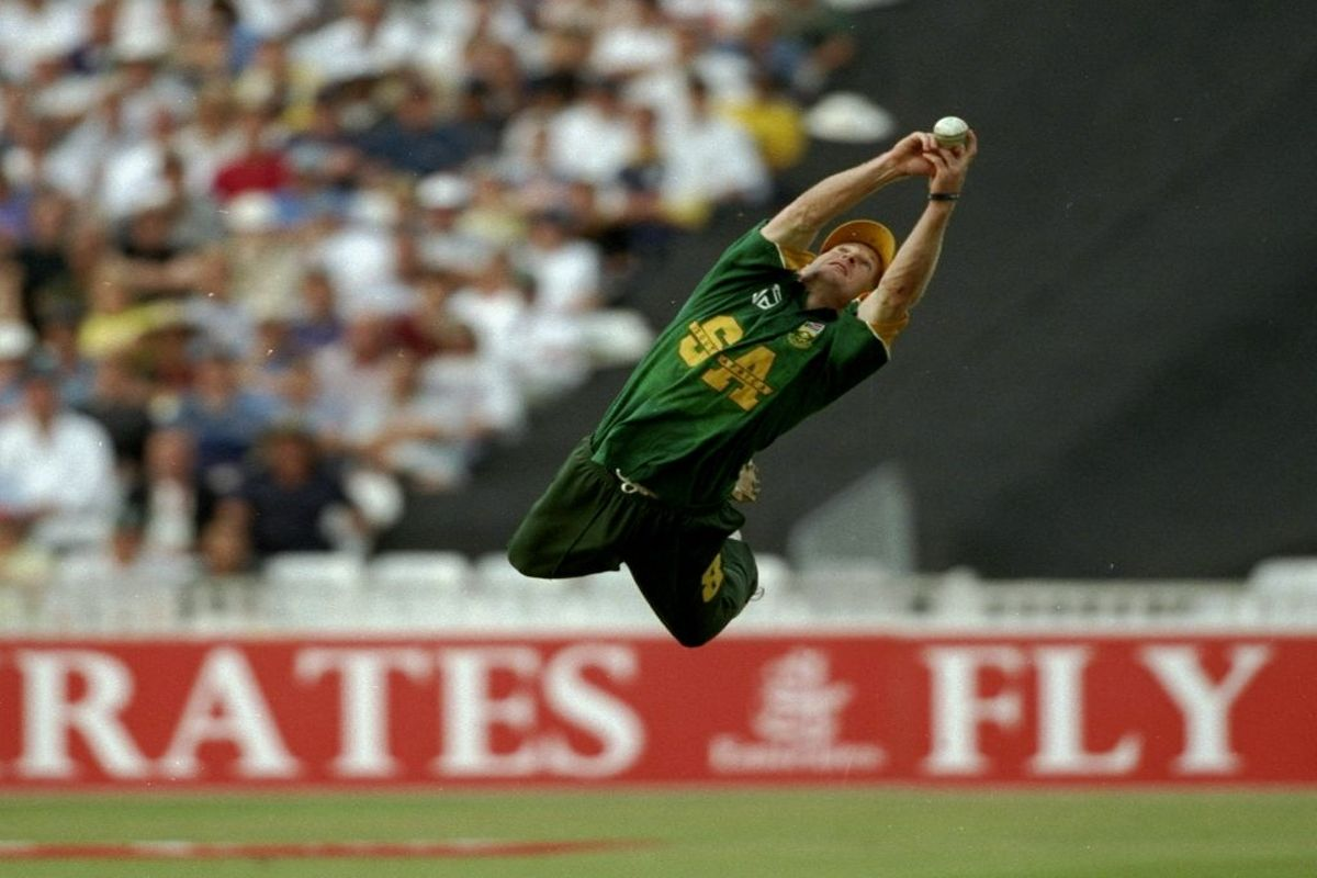 Happy Birthday Jonty Rhodes; Superman of Cricket
