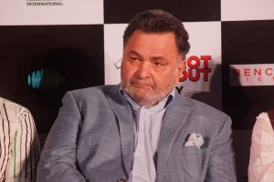 Rishi Kapoor wishes luck to Javed Jaffrey's son