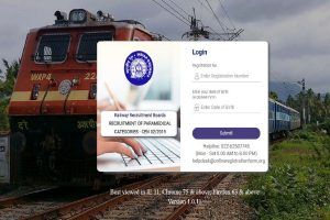 RRB Paramedical admit cards 2019 released | Steps to download admit cards here
