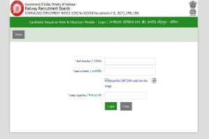 RRB JE answer keys 2019 released at rrbonlinereg.com | Direct link to check answer keys here