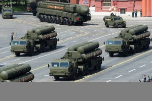 IAF personnel tobe sent to Russia for training on S-400 missile systems