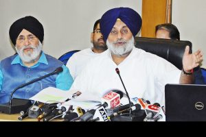 Sukhbir Singh Badal asks Pakistan to remove unreasonable restrictions on visitors